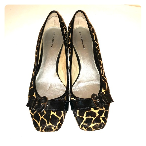 Bandolino Shoes - Giraffe flats